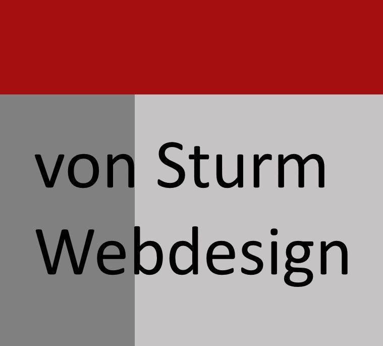 von Sturm Webdesign